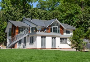Grass Hill Design and Build project by Elegant Homes of Reading