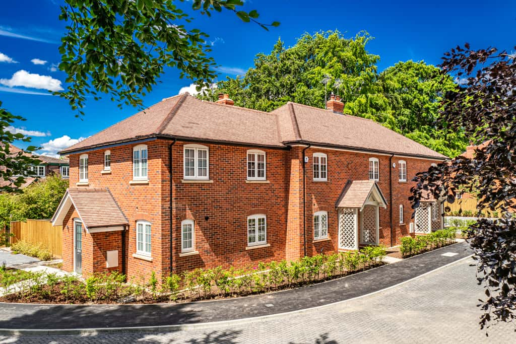 Ash Hurst, Goring-on-Thames - an Elegant Homes development